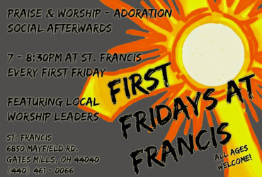 First Friday at Francis