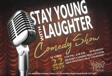 Stay Young with Laughter