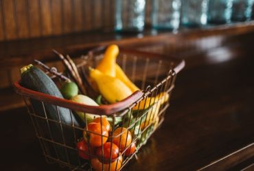 Groceries for St. Francis of Assisi